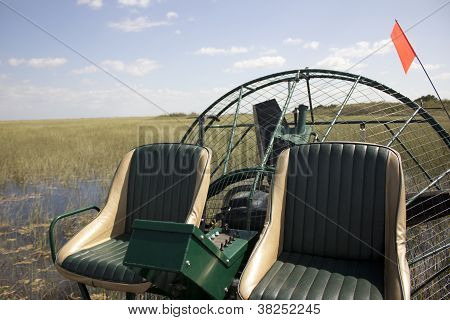 Everglades Swamp Air Boat Airboat motorboat
