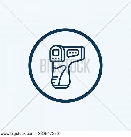 Thermometer. Thermometer Icon. Thermometer Vector. Thermometer Icon Vector. Thermometer Illustration