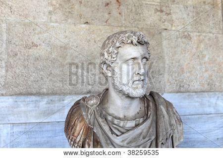 Roman Emperor Antoninus Pius