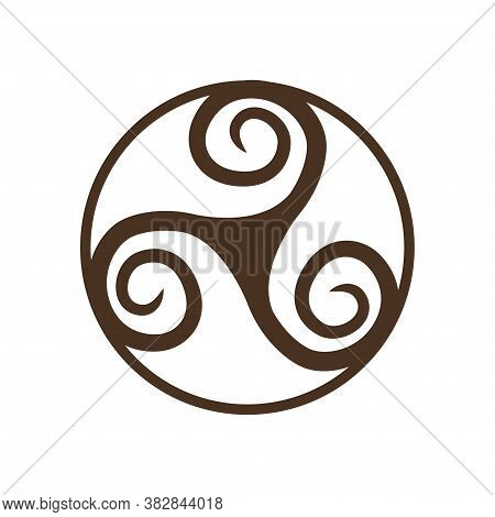 Vector Pagan, Celtic Mystical And Magical Symbols