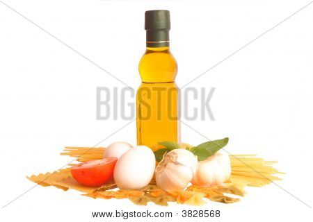 Olive Oil And Pasta