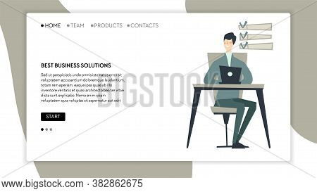 Best Business Solution, Solving Problems And Issues Website