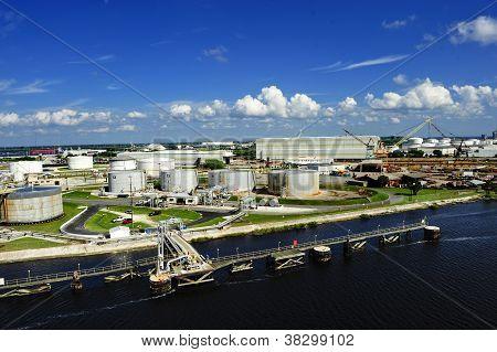 Port Of Tampa, Florida