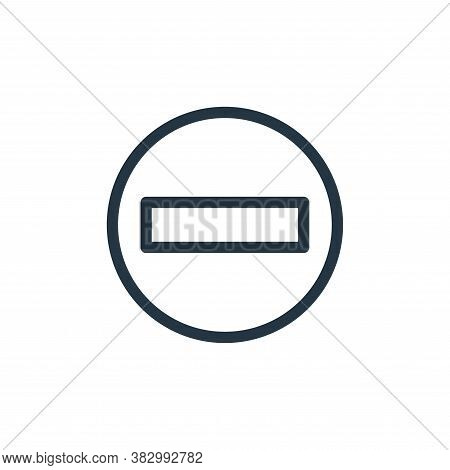 caution icon isolated on white background from office equipment collection. caution icon trendy and
