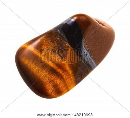Tigereye Pebble