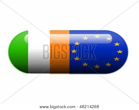 Irish and European pill
