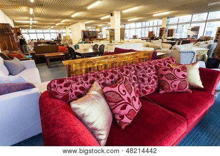 Furniture Antique Shop