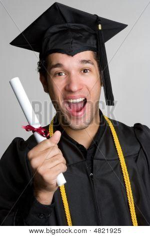 Excited Graduate