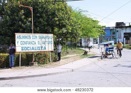 Socialism In Cuba