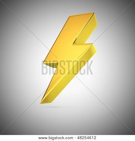 Golden Lightning