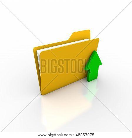 Upload Or Backup File