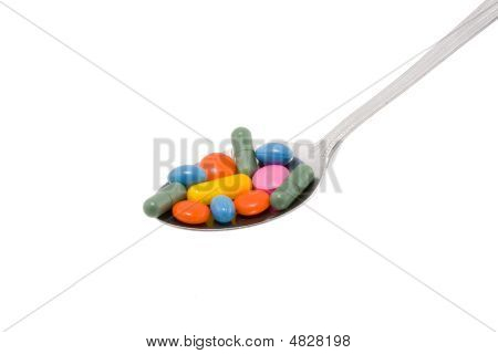 Spoon Of Drugs
