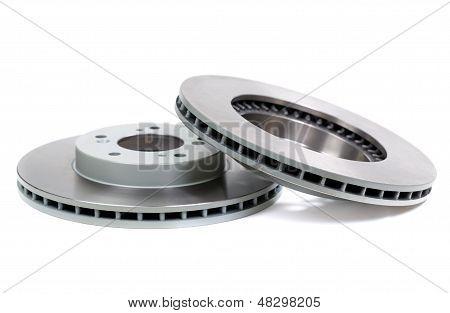 Brand New Disc Brake Rotor