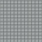 seamless texture of dirty grey square blocks poster
