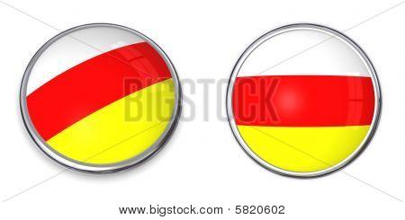 Banner Button North Ossetia