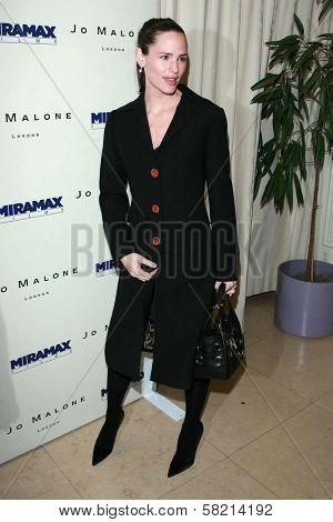 Jennifer Garner at the celebration for the Oscar nominated films