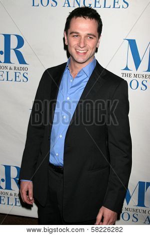 Matthew Rhys at the 24th Annual William S. Paley Television Festival Featuring