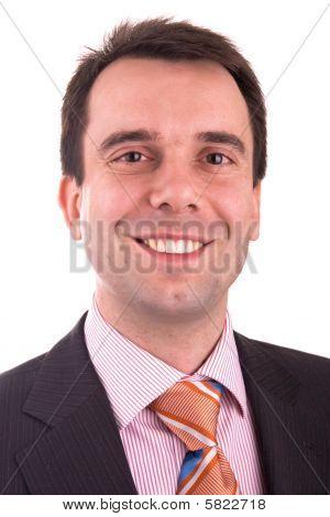 Sucessful Businessman