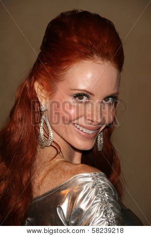 Phoebe Price at the 2B Free Fall 2007 Collection Fashion Show. Boulevard 3, Hollywood, CA. 03-19-07