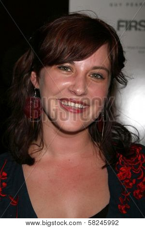 Kate Ascott-Evans at the Los Angeles premiere of