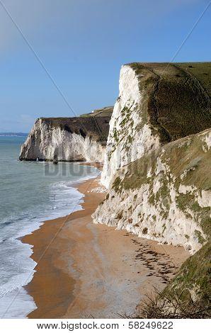 Durdle Door beach, Dorset, United Kingdom
