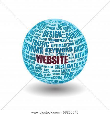 Website Glob