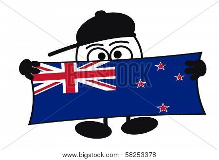 Welcome New Zealand