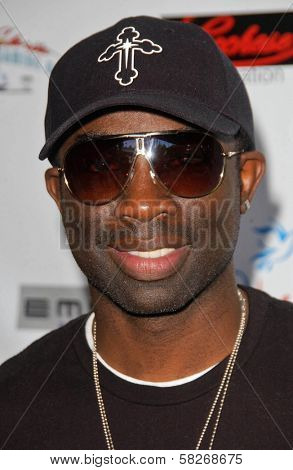 Sam Sarpong at a Fashion and Music Extravaganza Promoting Human Rights for Youth. Church of Scientology Celebrity Centre Pavilion, Los Angeles, CA. 04-14-07