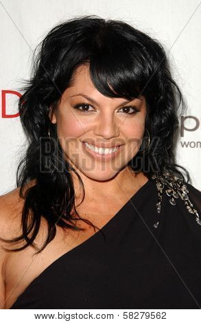 Sara Ramirez at an Escada 2007 Fall Winter Sneak Preview to Benefit Step Up Women's Network. Beverly Hills Hotel, Beverly Hills, CA. 04-19-07