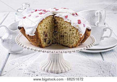easter bread kulich