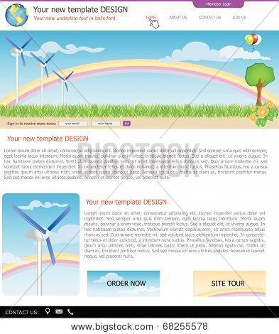 Website Template 17