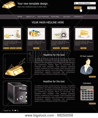 Website Template 11