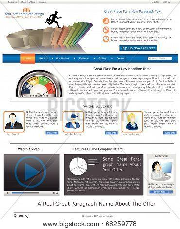 website template 57