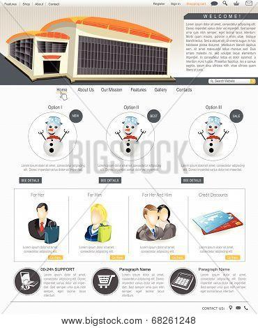 website template 65
