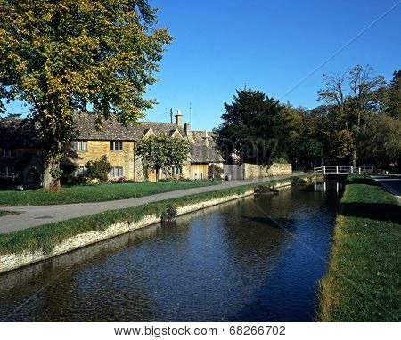 River Eye, Lower Slaughter.