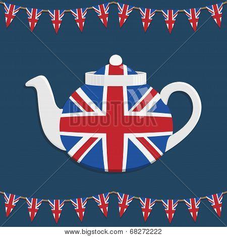 Uk Teapot