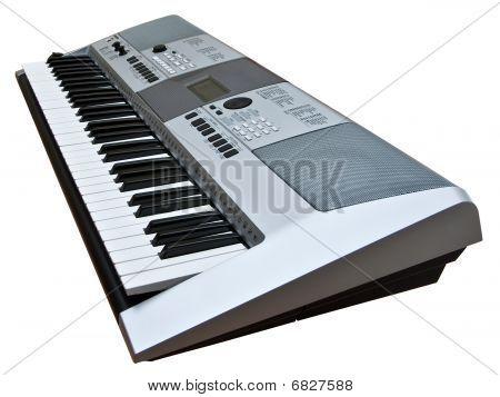 Synthesizer Isolated