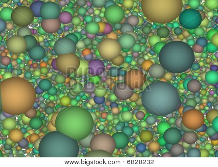 Collection Of Color Sphere