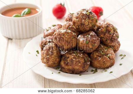 Beef Meat Balls