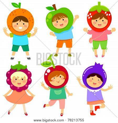 fruity kids