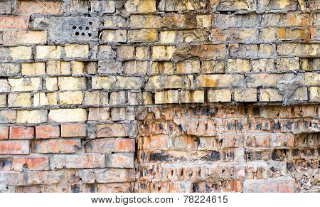 The Old Brick Wall