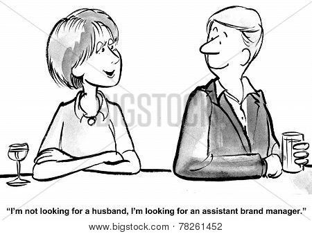 Marketing and Assistant Brand Manager