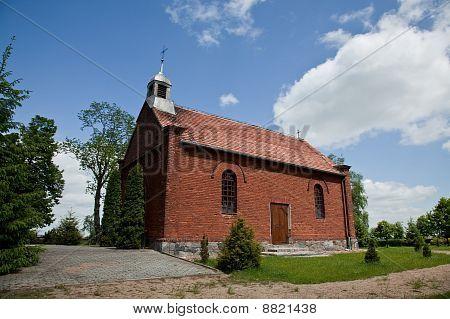 Church In Budziejewo