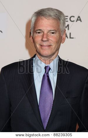 NEW YORK, NY - APRIL 16: Sean McManus attends the Tribeca/ESPN Sports Film Festival Gala for the premiere of 'Play It Forward' during the 2015 Tribeca Film Festival on April 16, 2015 in New York City.