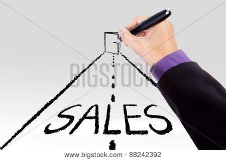 Way And Door To Increase Sales