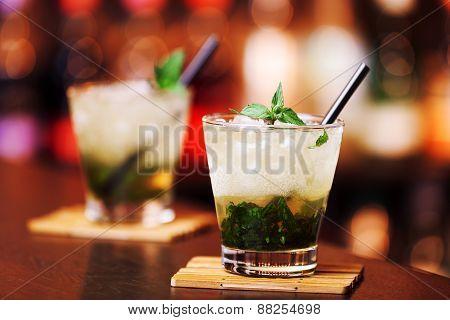 Cocktails Collection - Mint Julep