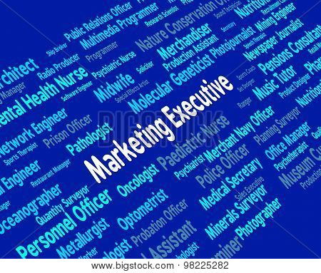 Marketing Executive Means Managing Director And Md