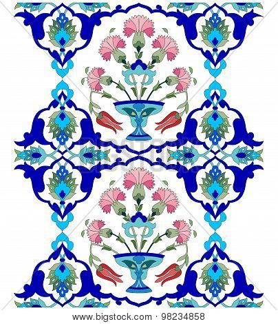 Artistic Ottoman Pattern Series Seventy One Version