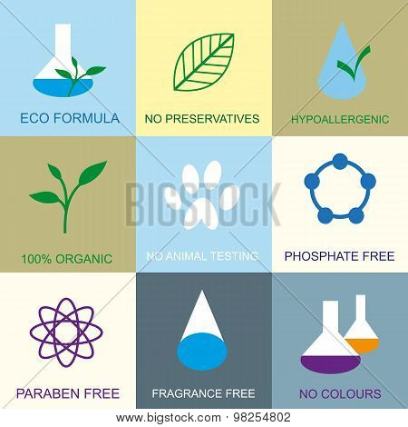 Organic Icons.