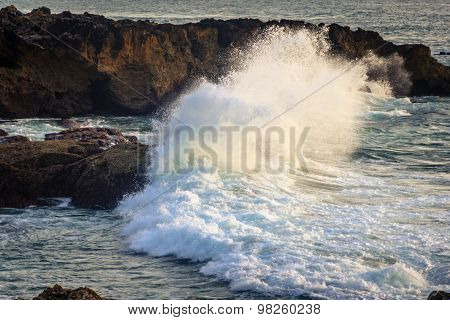 Waves in Portugal